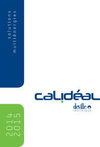 Couverture Catalogue 2014