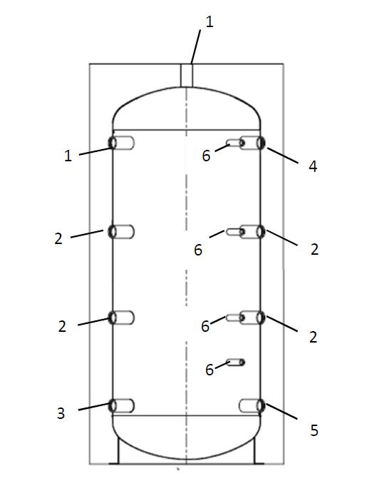 Schema 2 Ballon Tampon